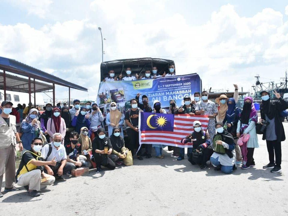 Maritim bersama Amal Malaysia